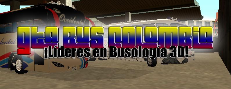 GTA Bus Colombia - Líderes en Busologia 3D