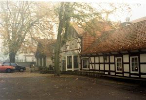 Vanha matkakirje Baden-Badenista