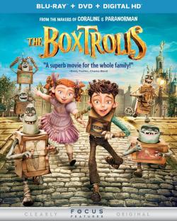 Los Boxtrolls [2014] 1080p Bluray x264 Audio Latino [RG][UP][1F]