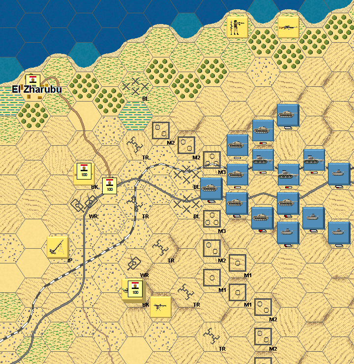 Campaign Series Middle East
