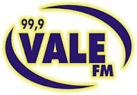 ouvir a Rádio Vale FM 99,9 Juazeiro do Norte CE