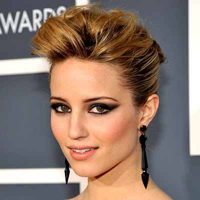 dianna agron glee lady gaga. You watch glee lady gaga,
