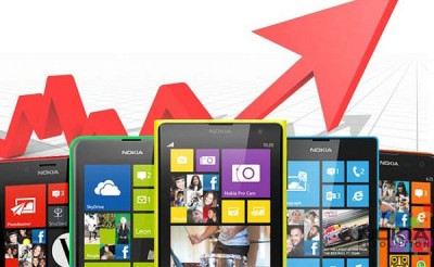Kuartal Pertama Penjualan Nokia Merosot 30 %