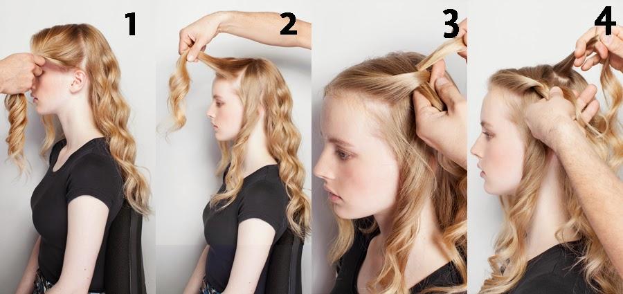 Imágenes de 7 peinados para toda la semana