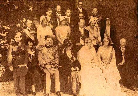 A.S.R.  Principesa  Ileana  şi  Arhiducele Anton de Habsburg