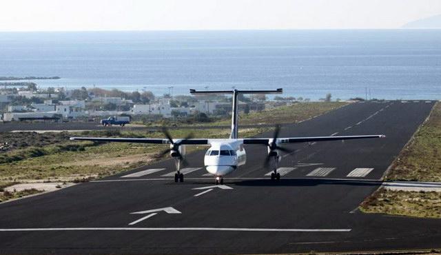 Στον αέρα η σύμβαση με τους Γερμανούς για τα περιφερειακά αεροδρόμια