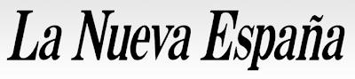 Periódico La Nueva España
