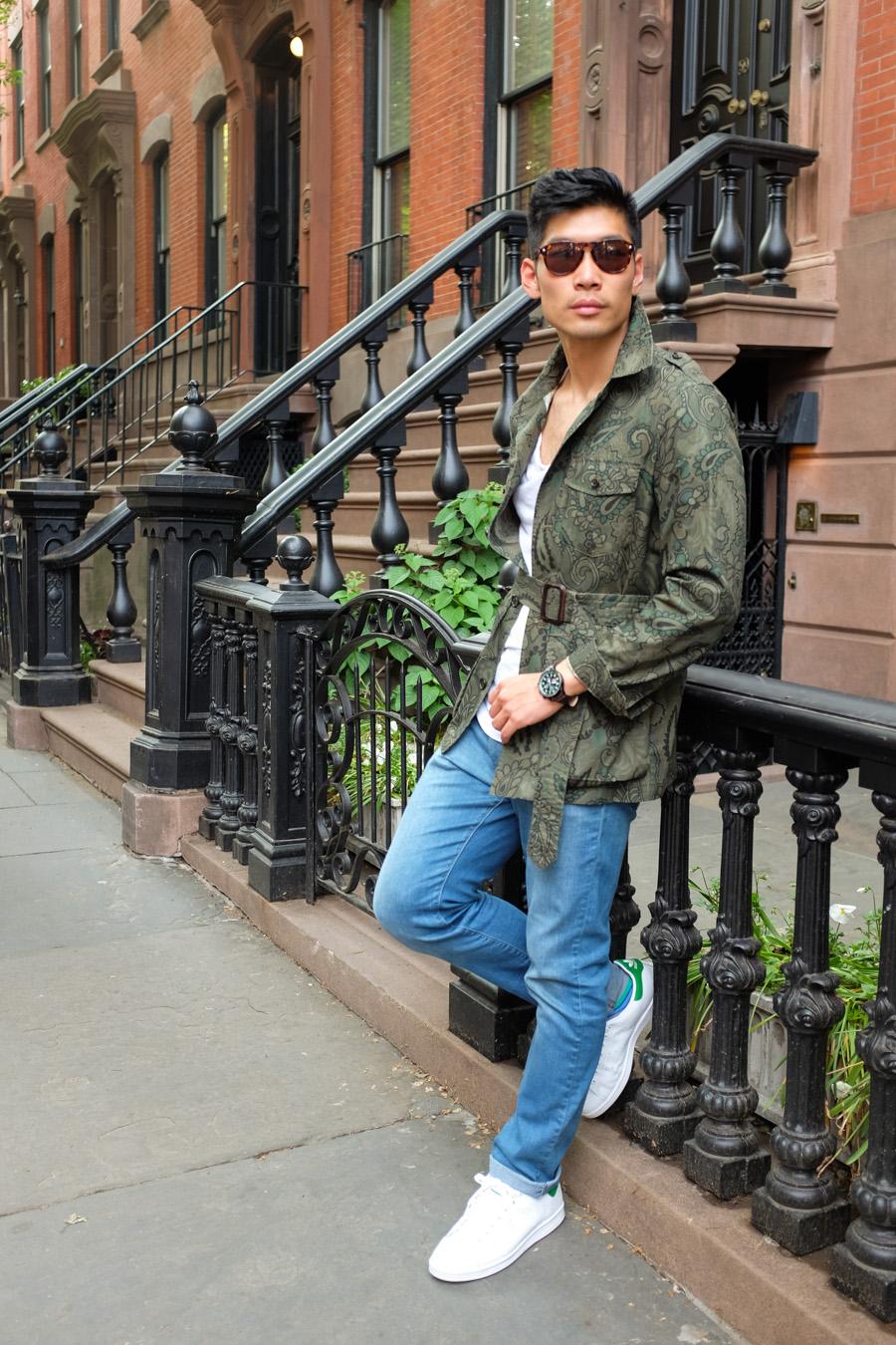 Levitate Style, Menswear, Style, Bonobos, Uniqlo, Casual, Street Style, Adidas, Stan Smith