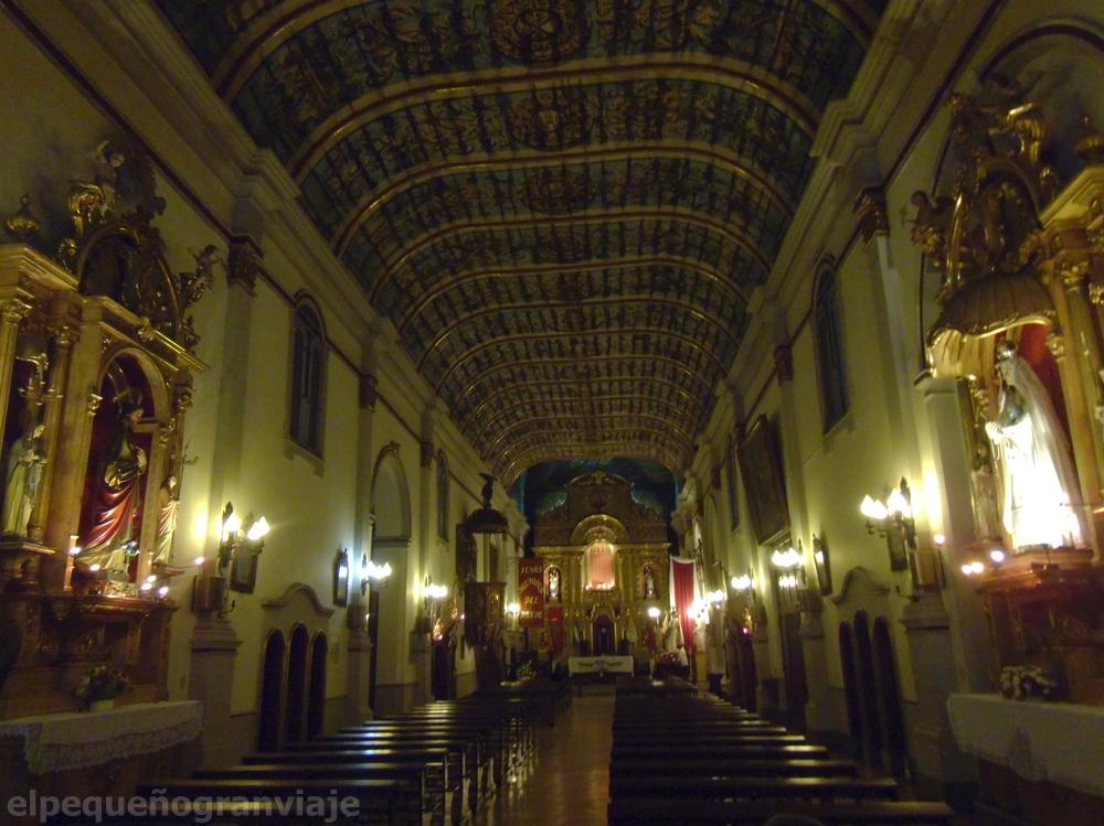 Jujuy, yungas, calilegua, parque nacional, Iglesia
