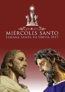 """CARTEL """"MIÉRCOLES SANTO 2017"""""""