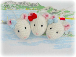 ♥ Tearoom Mice...