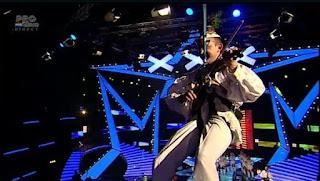 Vasile Godja - Finala Romanii Au Talent 11 Mai 2012  video 11.05.2012
