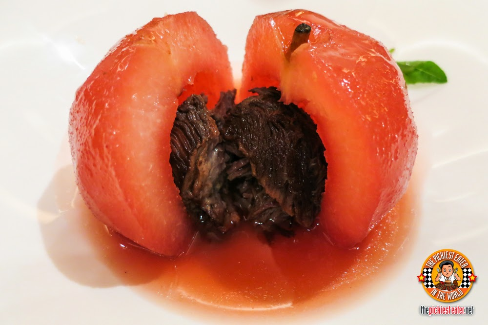 pear dish