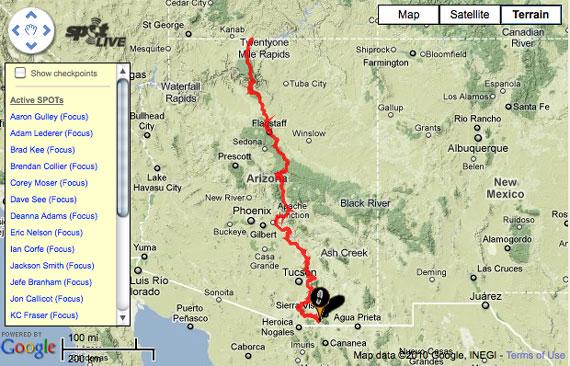 Darren\'s Rides: Arizona Trail Workshops