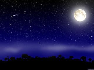 Ketika Bulan dan Matahari mencinta dalam diam : part 1