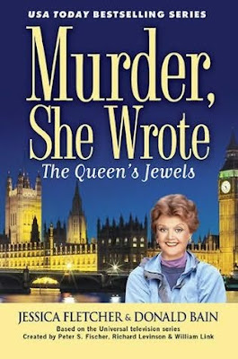 Cover of Murder, She Wrote: The Queen's Jewels by Donald Bain