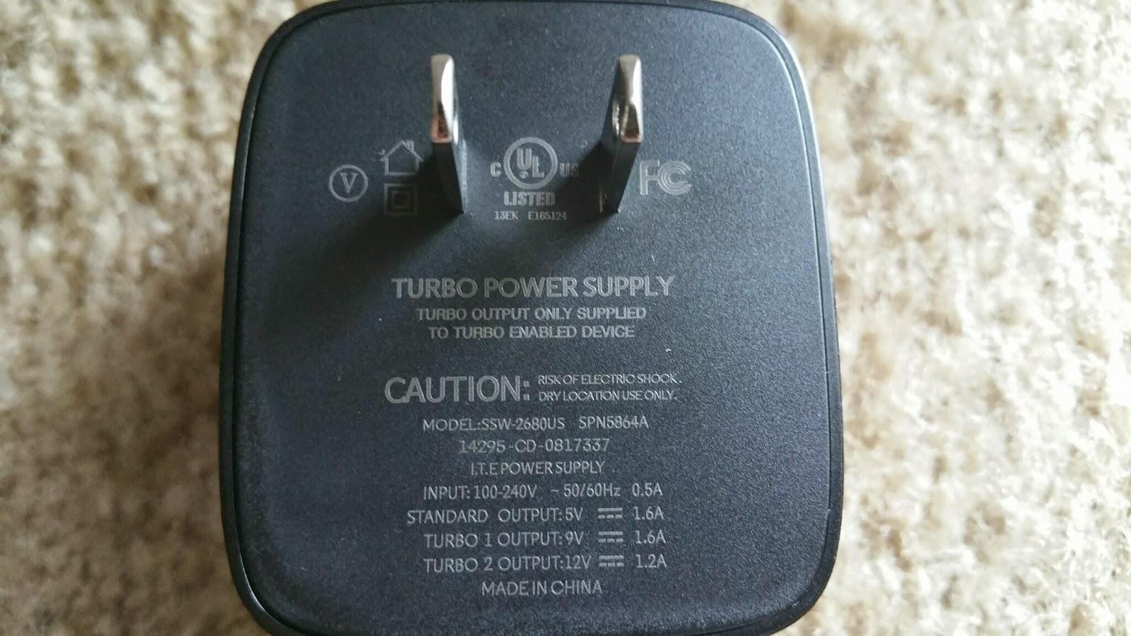 motorola quick charger. motorola turbo charger quick