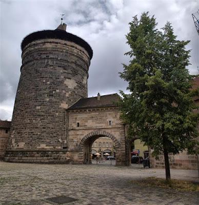 Spittler Tor de Núremberg