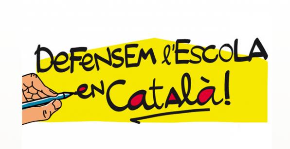 Escola en català!
