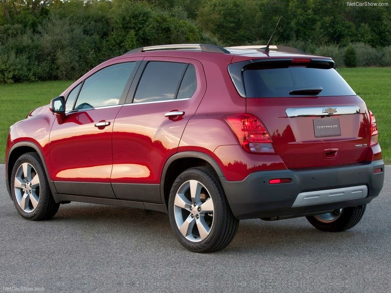 2014 Chevrolet Trax,صور سيارة شيفورليه تراكس 2014