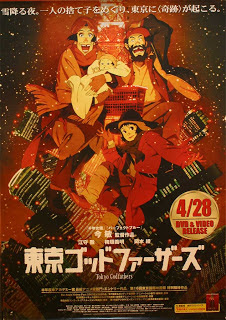 Tokyo Godfathers sub indo/eng 90animax