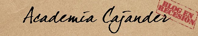 ACADEMIA CAJANDER
