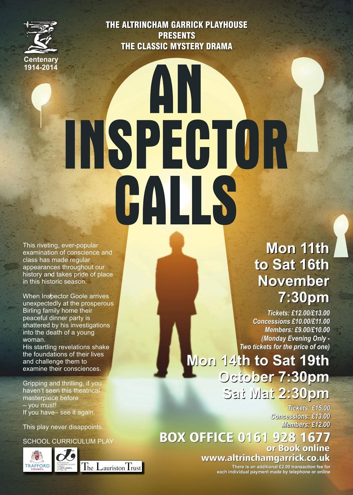 an inspector