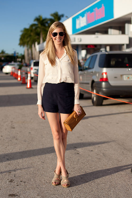 Nene South Beach Chic Some Streetstyle Straight From Miami