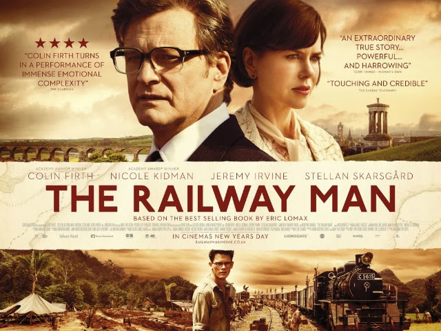 La película The Railway Man