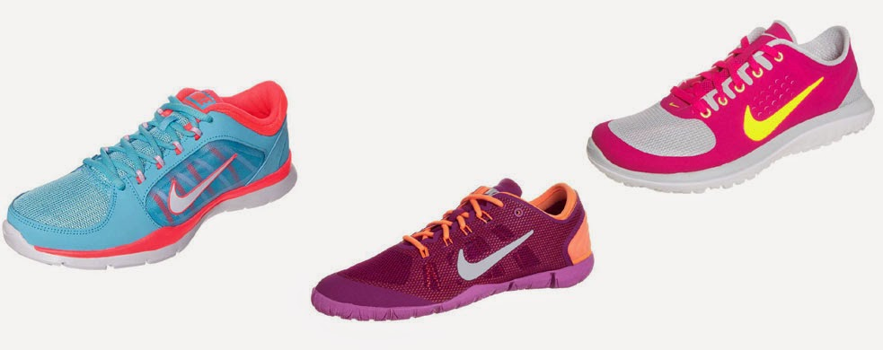 Nike-lenkkarit alennuksessa