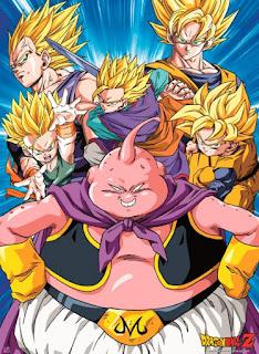 Dragon Ball Z: Saga de Majin Boo