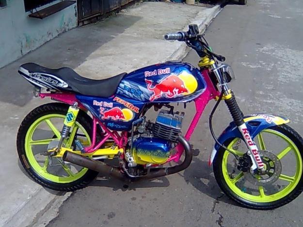 Fotos de motos ax 100 93