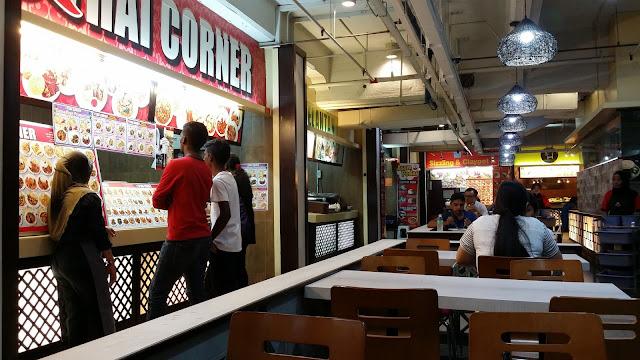 Food Court en Central Market (Kuala Lumpur)