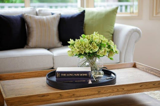 Jessica Mcintyre Interiors Accessorize Coffee Tables