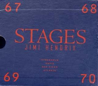 Disk - 1991 - Stages (4 Disc Box)