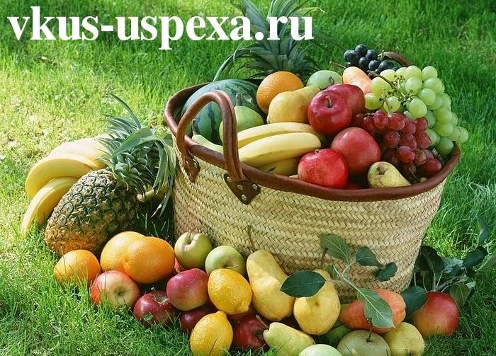 Психологический тест, тест любимый фрукт, какой ты фрукт, о чем могут рассказать о нас наши любимые фрукты