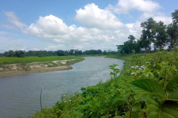landscape of thakurgaon