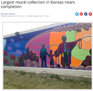 http://ksnt.com/2015/08/04/largest-mural-collection-in-kansas-nears-completion/