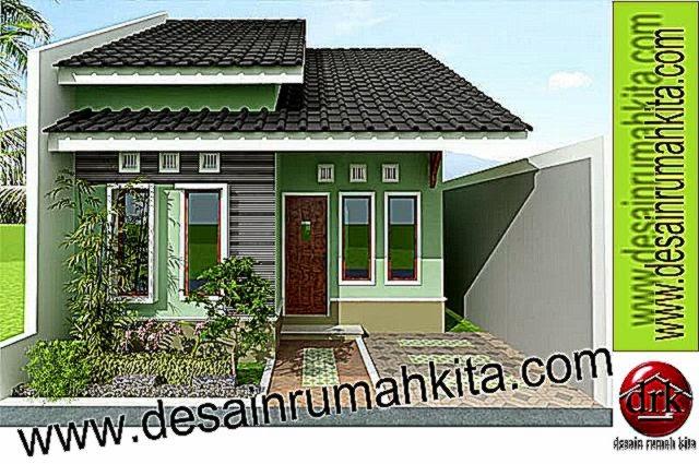 desain rumah mungil minimalis modern  Gambar Rumah Minimalis