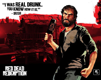 #43 Red Dead Redemption Wallpaper