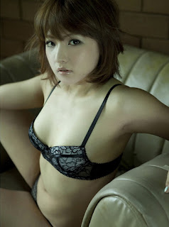 Kayo Noro Japanese Sexy Idol Sexy Bra Hot Photo Gallery 8