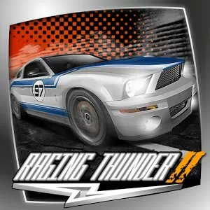 Raging Thunder 2 for Samsung Galaxy Y
