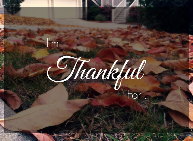 The Thankful Project | Traditions