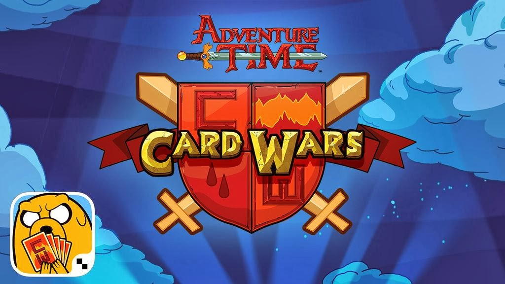 Card Wars - Adventure Time Apk v1.0.4 + Data Mod [Funcional / Unlimited]