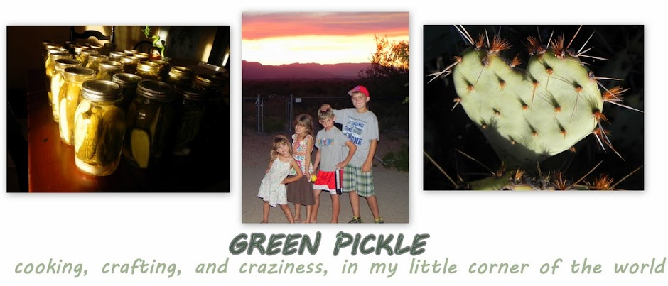 green pickle