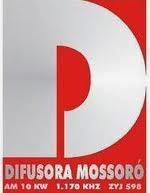 Rádio Difusora AM 1170,0 ao vivo e online Mossoró RN