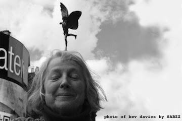 photo of Bev Davies by SABZZ