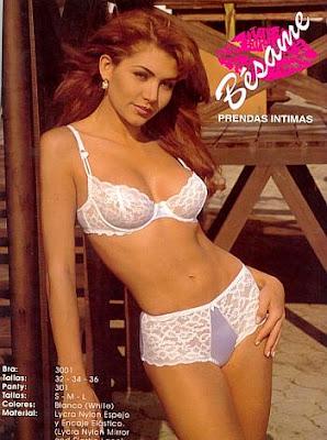 Lady Noriega hot