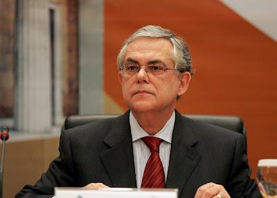 Πρωθυπουργός Λουκάς Παπαδήμος