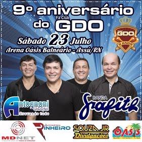 BAIXE O SHOW DA BANDA GRAFITH NO NIVER DO GDO 9 ANOS